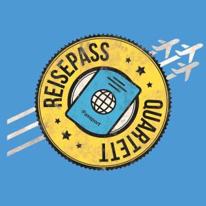 Logo Reisepass-Quartett