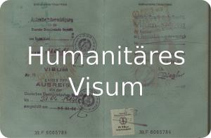 Humanitäres Visum