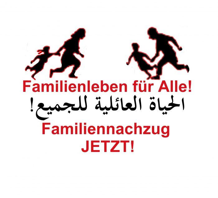 Initiative 'Familienleben für Alle!'
